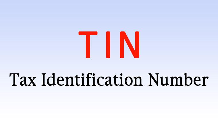 TIN नंबर