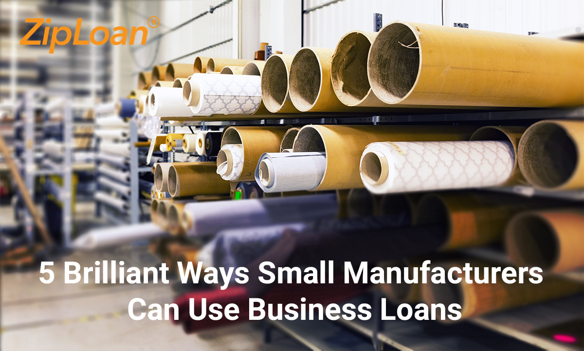 small manufacturers