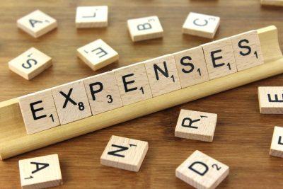 overhead expenses