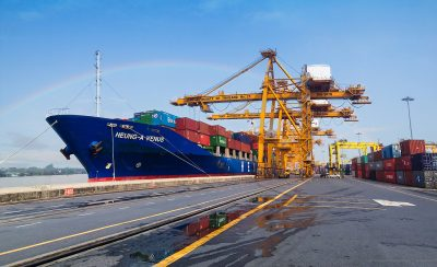 exporting goods