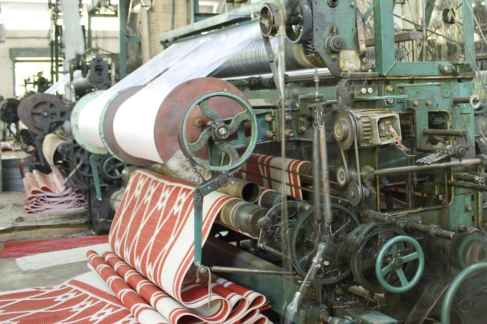 Textile Industry in India is growing by leaps and bounds
