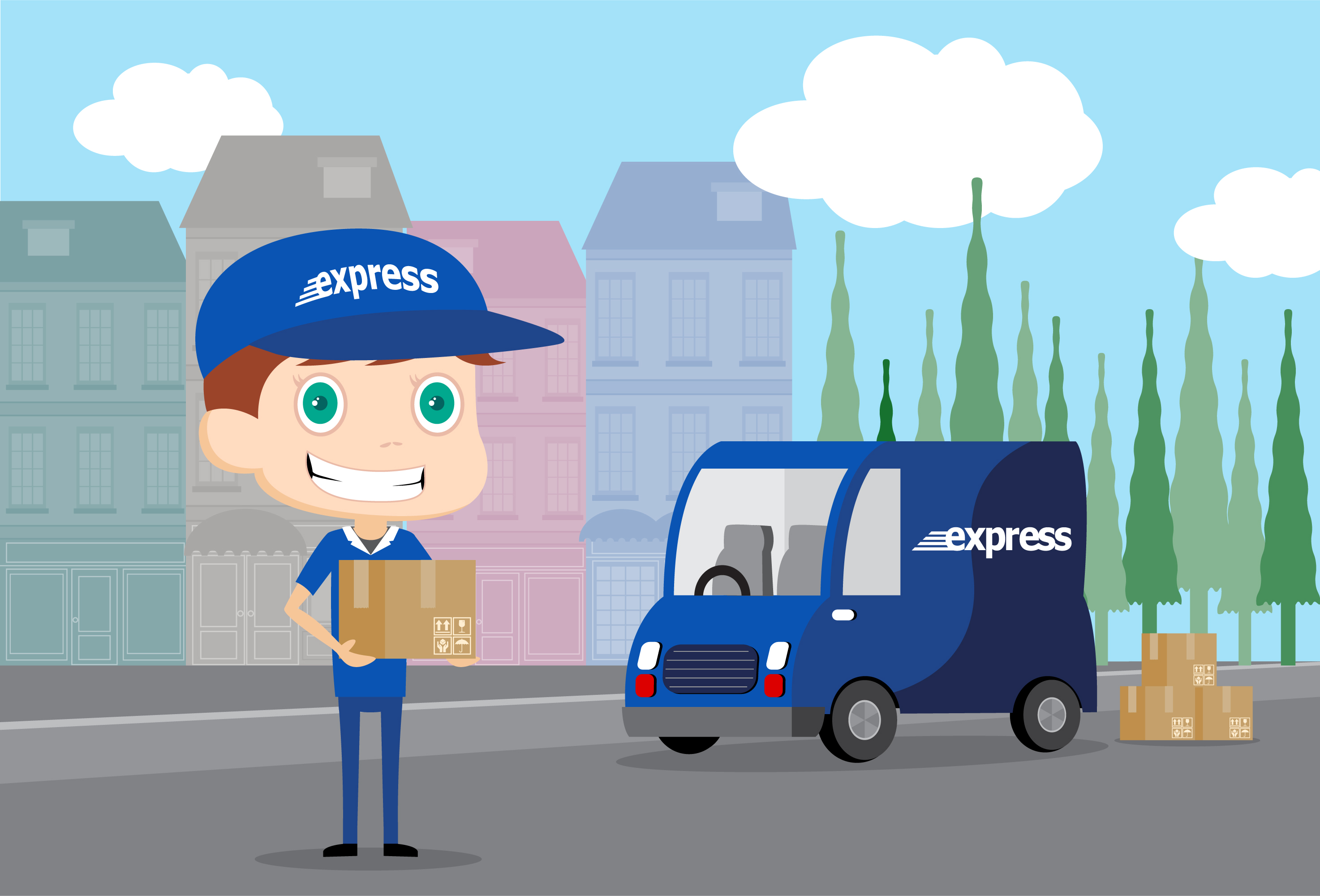 Marketing Strategy for Courier Company