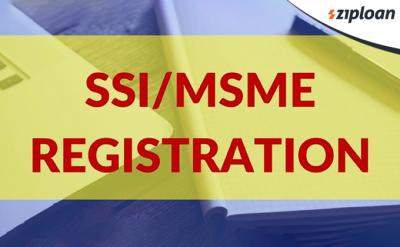 MSME registration online