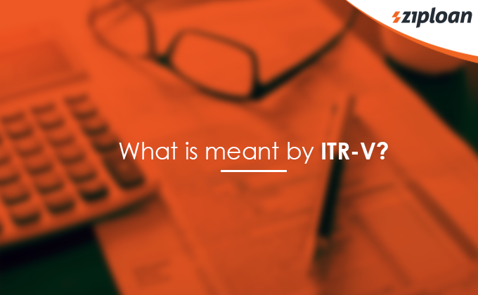 What is ITR V