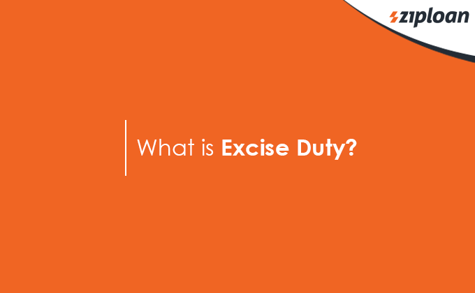 What is Excise Duty