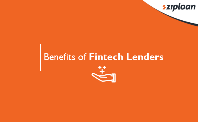 benefits of fintech lenders