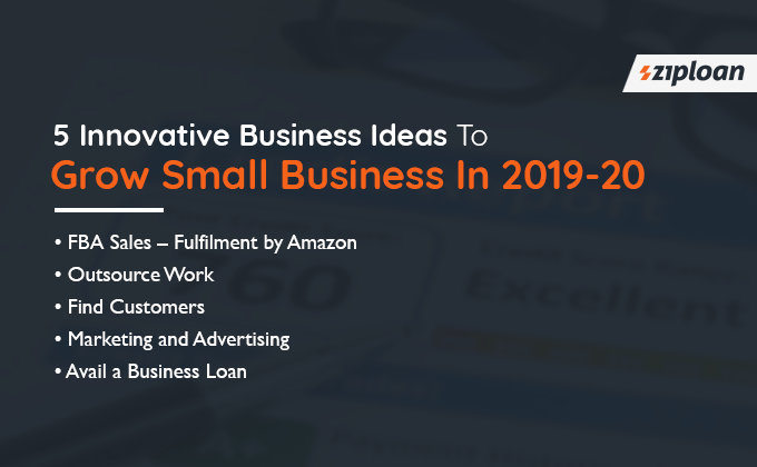 innovative business ideas 2019