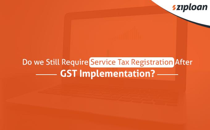 service tax registration