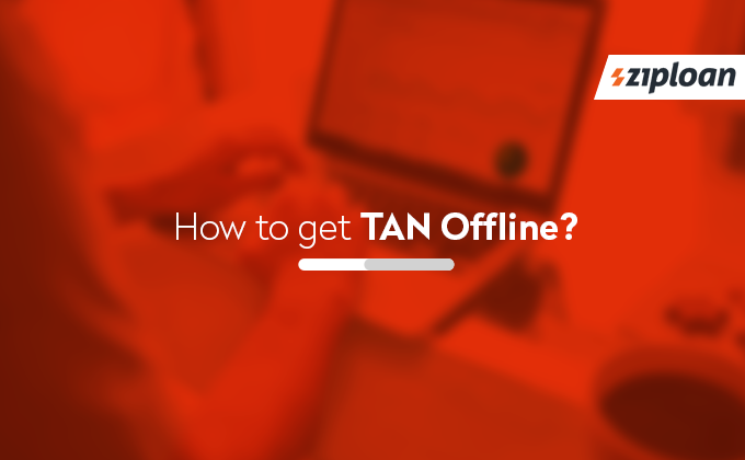 TAN number offline