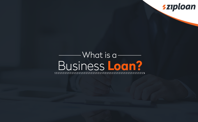 What is business loan