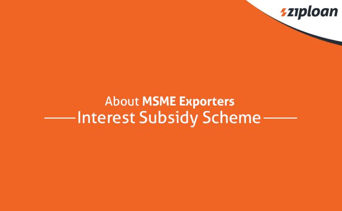 MSME exporters
