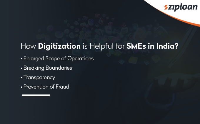 Digitization is Helpful for SMEs in India