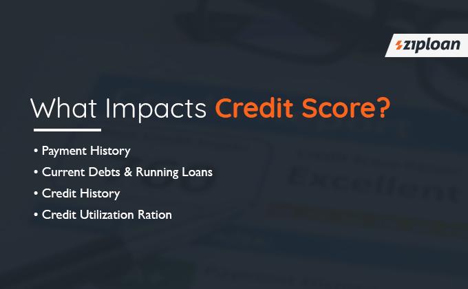 Impacts Credit Score