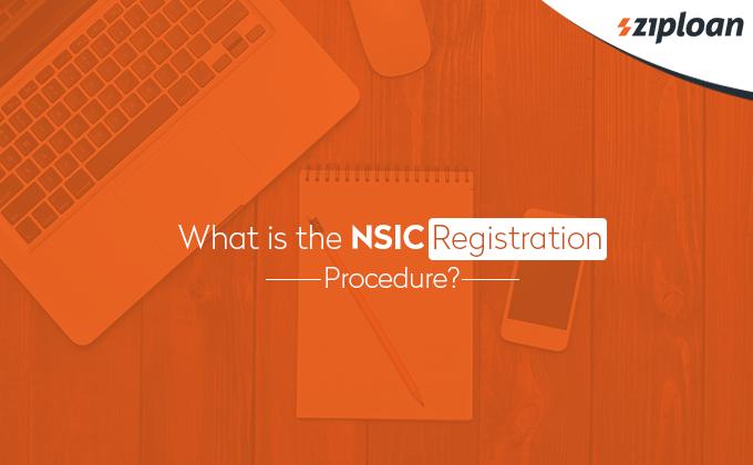 NSIC Registration Procedure