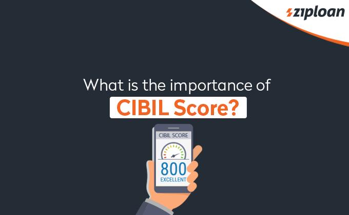 Importance of CIBIL Score