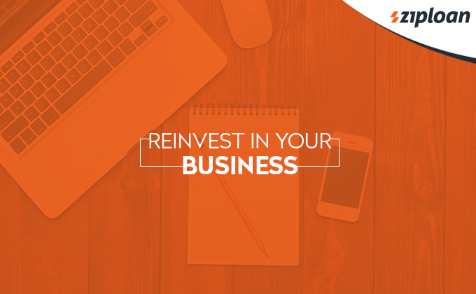 Reinvest in your Business
