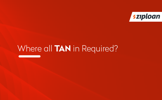 TAN number requirement
