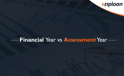 financial year and assessment year