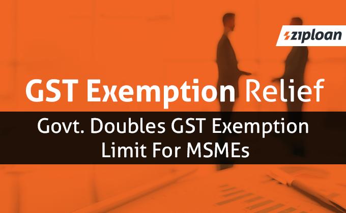 GST Exemption