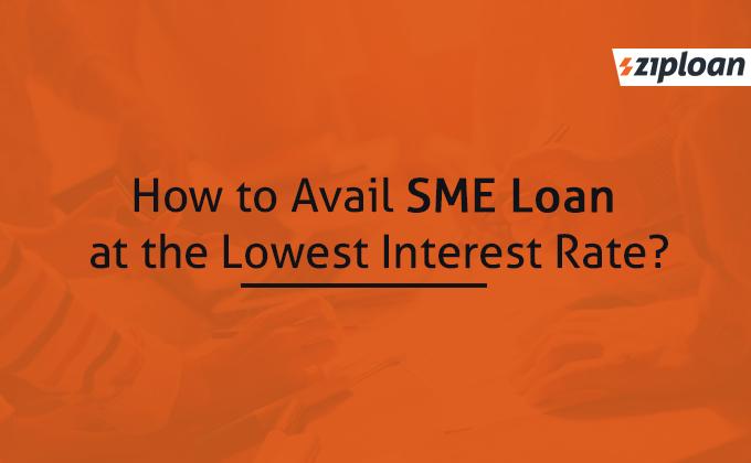 SME business loan