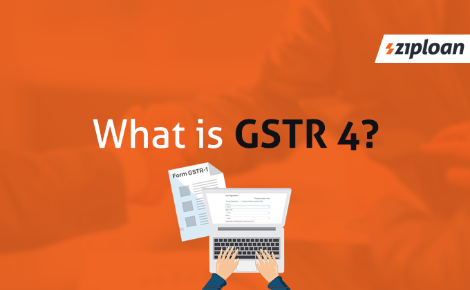 What is GSTR-4