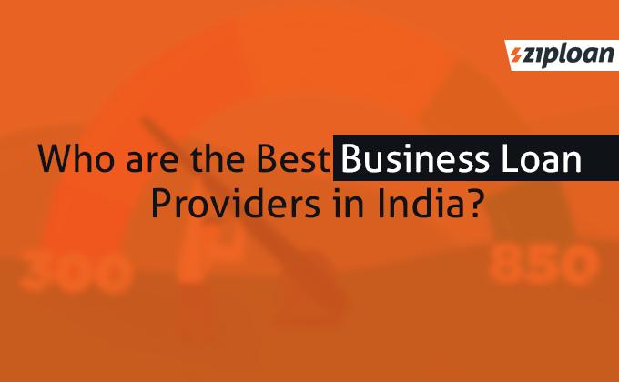 business loan providers