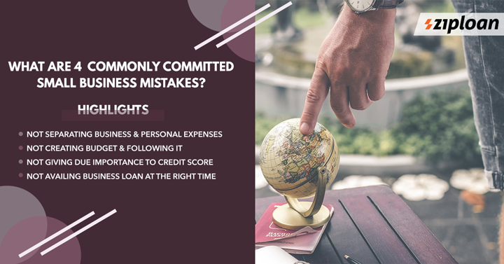 Small Business Mistakes