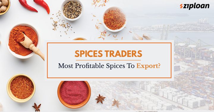 spices traders