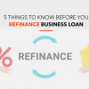 Business Loan Refinance