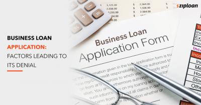 Business Loan Application