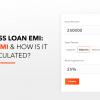 business loan EMI