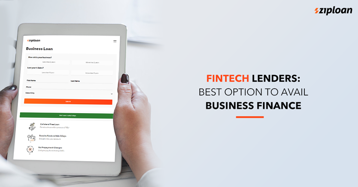 Fintech Lenders