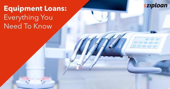 equipment loans