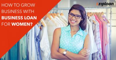 business loan for women