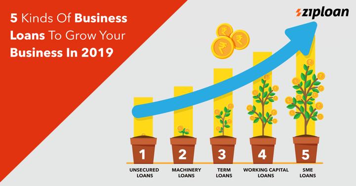kind of business loan 2019-2020