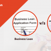 mudra loan vs business loan