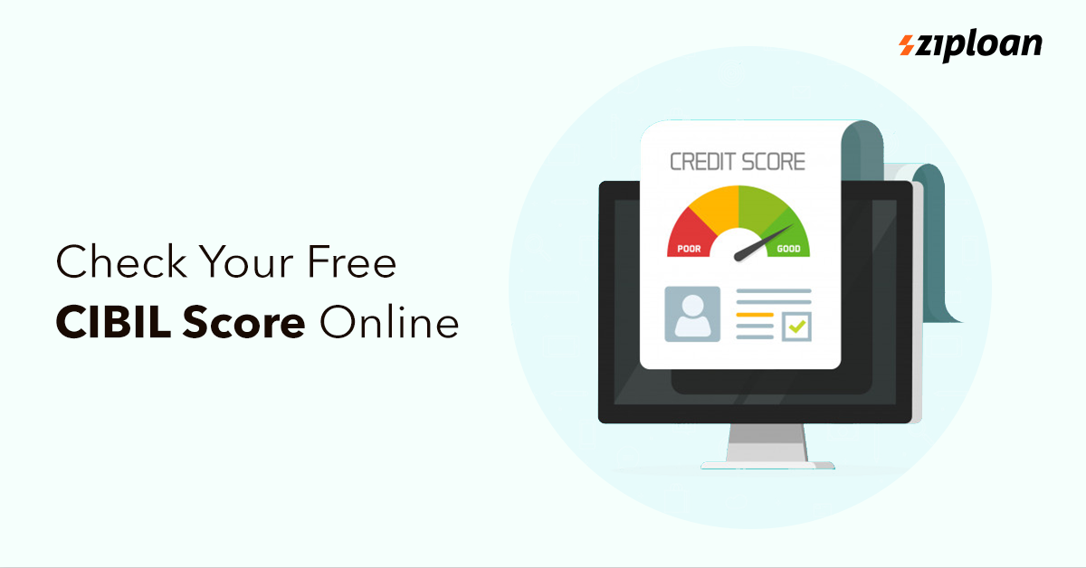 check your free cibil score online